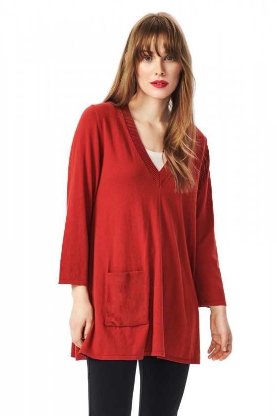 MULLEIN COTTON TUNIC