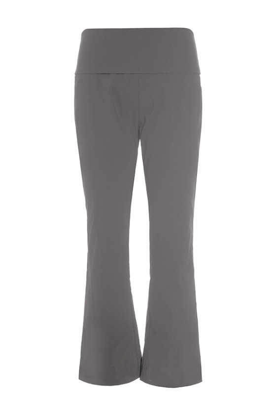 MAGIC STRETCH PANTS WITH FLARE
