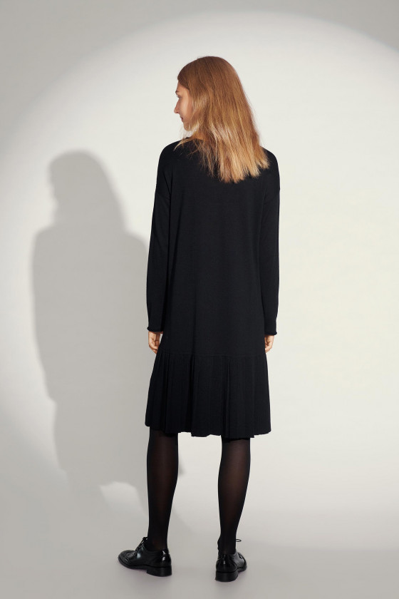 MERINO MIX LONG TUNIC