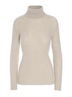 NEW WOOL TURTLENECK PULLOVER
