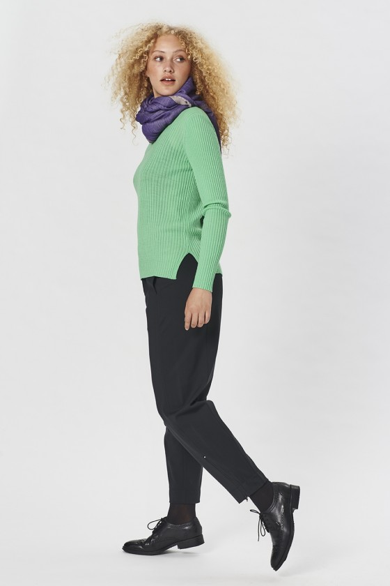 NEW WOOL BLOUSE