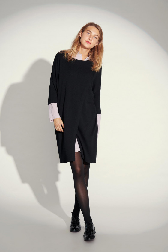 MERINO MIX TUNIC