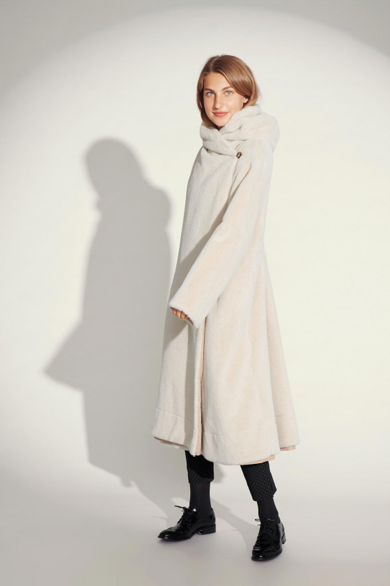 YUKI WATER REPEL LONG COAT