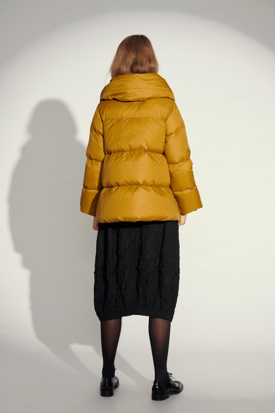 FEATHER DOWN JACKET