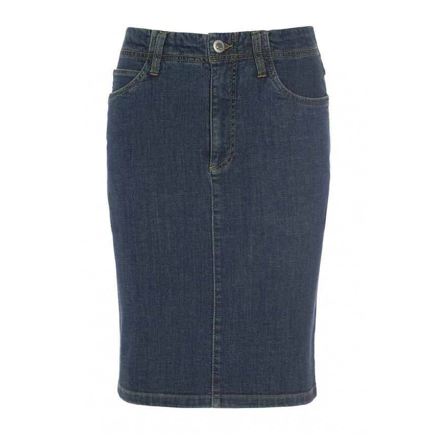 SEA SIDE DENIM NEDERDEL