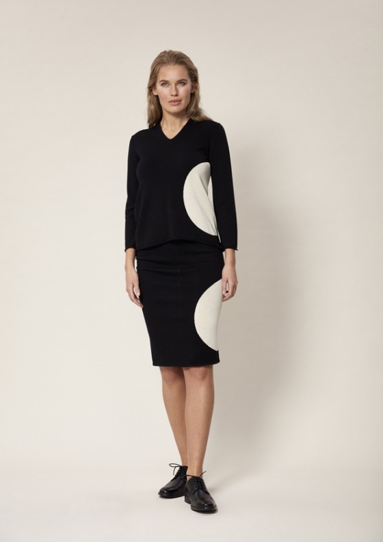 BLOOM KNIT NEDERDEL