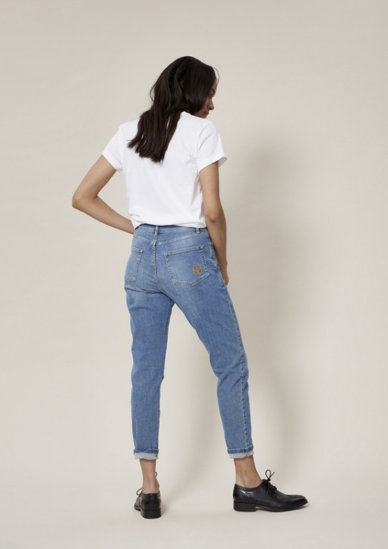 SEA SIDE DENIM JEANS LÆNGDE A