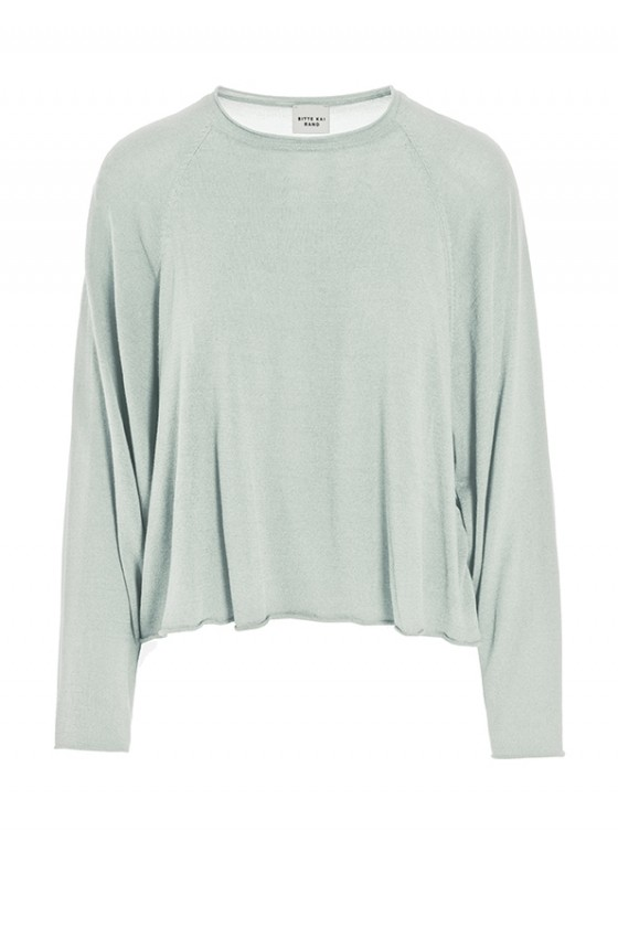 LUXOR KNIT FLAGERMUS BLUSE