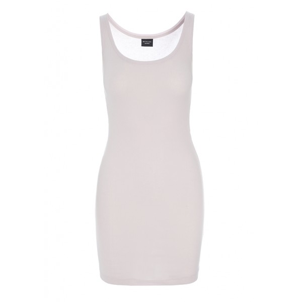 ATLAS RIB TANK DRESS