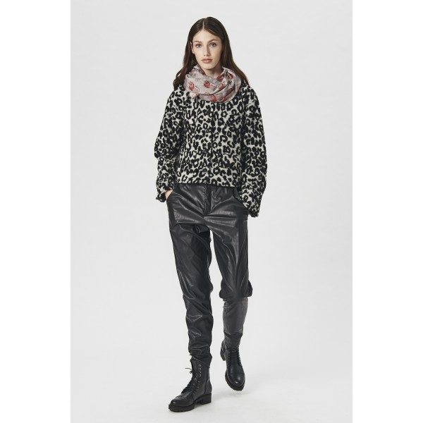 ARTIFICIAL LEATHER PANTS
