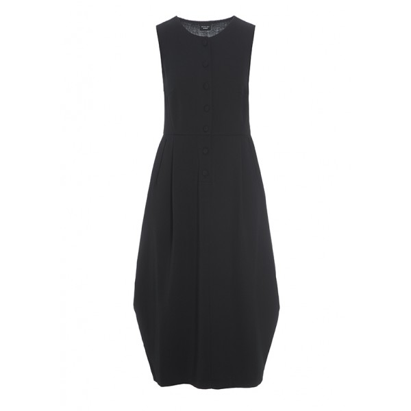GARBO GABARDINE DRESS