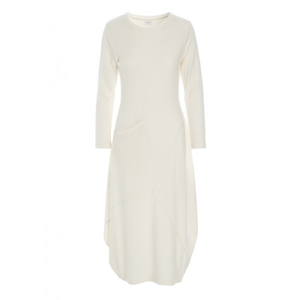 KYOTO WOOL JERSEY DRESS
