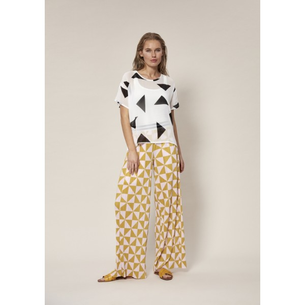 PROPELLER PLEATS PANTS