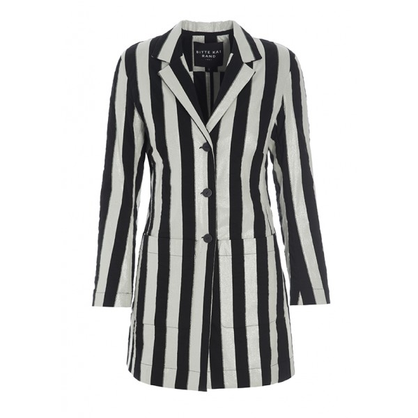 PIANO STRIPES JACKET