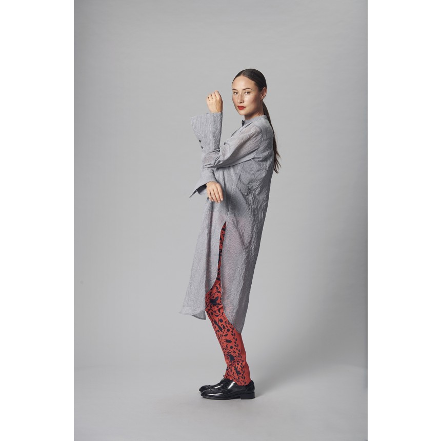 GALLOON STRETCH PANTS