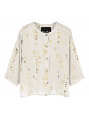 TUTANKHAMON LIGHT CUPRO BLOUSE