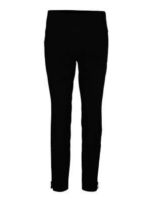 MAGIC STRETCH PANTS W/ ZIP