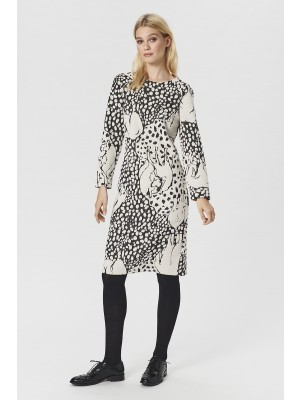 ZOO JACQUARD DRESS
