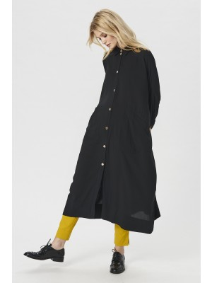 ECLIPSE VISCOSE SHIRT DRESS