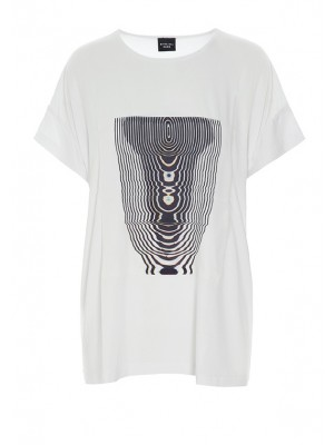 ETHNO TECHNO GRAPHIC T-SHIRT