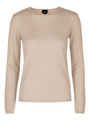 NEW WOOL KNITTED BLOUSE.
