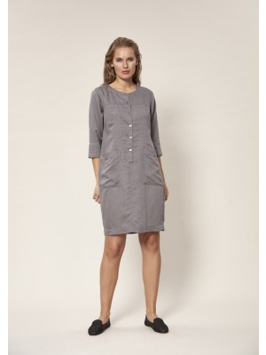 LIN TENCEL DRESS