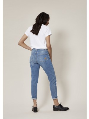 SEA SIDE DENIM JEANS A LENGTH
