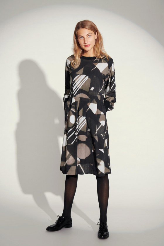 SPOT & RAY OF LIGHT DRESS