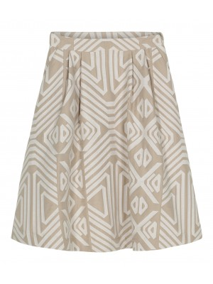 EGYPTIAN JACQUARD SKIRT