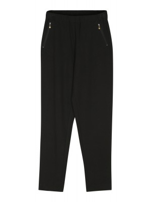 BLACK SCARAB JERSEY PANTS