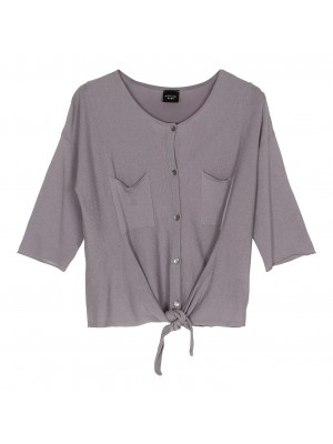 LUXOR KNIT BLOUSE