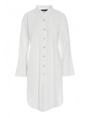 PERFECT POPLIN LONG SHIRT
