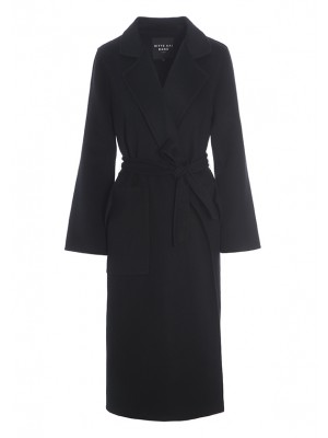 WONDROUS WOOL LONG COAT